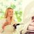 szczęśliwy · matka · parku · rodziny · dziecko · rodzicielstwo - zdjęcia stock © dolgachov