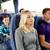 glücklich · Einschiffung · Reise · Bus · Transport · Tourismus - stock foto © dolgachov