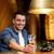 幸せ · 男 · 飲料 · ビール · バー · パブ - ストックフォト © dolgachov