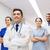 группа · счастливым · врачи · больницу · клинике · профессия - Сток-фото © dolgachov