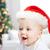 adorável · criança · seis · isolado · branco - foto stock © dolgachov