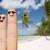 gafas · de · sol · arena · playa · agua · naturaleza - foto stock © dolgachov