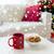 christmas · cookie · czerwony · kubek · tabeli - zdjęcia stock © dolgachov