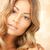 美人 · 蝶 · 明るい · 画像 · 女性 · 顔 - ストックフォト © dolgachov