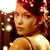 женщину · вечернее · платье · Diamond · роскошь - Сток-фото © dolgachov