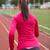 hátsó · nézet · fitt · egészséges · afroamerikai · nő · gyönyörű - stock fotó © dolgachov