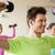 groep · mensen · fitness · sport · opleiding - stockfoto © dolgachov