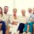 famiglia · felice · seduta · divano · home · famiglia · felicità - foto d'archivio © dolgachov