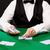satıcı · iskambil · kartları · casino · fişi · kumarhane · kumar · poker - stok fotoğraf © dolgachov