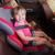 autó · biztonság · boldog · mosolyog · anya · baba - stock fotó © dolgachov