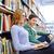 学生 · 座って · 階 · 勉強 - ストックフォト © dolgachov