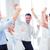 幸せ · 成功した · 熱狂的な · ビジネスチーム · スーツ - ストックフォト © dolgachov