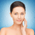 portret · vrouw · waterdruppels · dame · meisje · gezicht - stockfoto © dolgachov