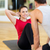 uśmiechnięta · kobieta · mężczyzna · trener · siłowni · sportu - zdjęcia stock © dolgachov
