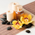 essential oil massage stones and orchid flower stock photo © dolgachov
