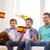 Brazilië · wereld · beker · 2014 · groep · vlaggen - stockfoto © dolgachov