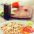 pizza · rendelenmiş · peynir · tablo · pizzacı · gıda - stok fotoğraf © dolgachov