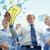 aandachtig · business · team · werken · laptops · heldere · kantoor - stockfoto © dolgachov