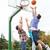 gruppo · adolescenti · giocare · basket · vacanze - foto d'archivio © dolgachov