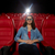 lege · film · theater · klein · bioscoop · projector - stockfoto © dolgachov