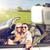 gelukkig · man · vrouw · rijden · auto · recreatie - stockfoto © dolgachov