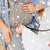ginecologista · médico · mulher · grávida · hospital · gravidez · ginecologia - foto stock © dolgachov