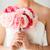 belle · femme · doigt · anneau · glamour · beauté - photo stock © dolgachov