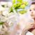 faţă · frumos · asiatic · femeie · inel - imagine de stoc © dolgachov