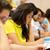 międzynarodowych · studentów · test · wykład · edukacji · liceum - zdjęcia stock © dolgachov