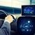 uomo · GPS · guida · auto · trasporto - foto d'archivio © dolgachov