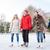 женщины · льда · коньки · зима · деятельность - Сток-фото © dolgachov