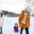 madre · figlia · inverno · esterna · famiglia · felice - foto d'archivio © dolgachov