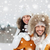 gelukkig · paar · winter · mensen · seizoen - stockfoto © dolgachov