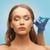 twarz · kobiety · strony · strzykawki · piękna · rękawica - zdjęcia stock © dolgachov