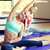 groep · glimlachend · vrouwen · gymnasium · fitness - stockfoto © dolgachov