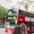 красный · удвоится · автобус · Лондон · занят · улице - Сток-фото © dolgachov