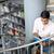 junger · Mann · Lesung · Buch · Bibliothek · Papier · Schule - stock foto © dolgachov