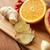 citrus · vruchten · gember · knoflook · hout · traditioneel - stockfoto © dolgachov