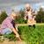 couple · légumes · homme · paysage · vie - photo stock © dolgachov