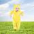 幸せ · 赤ちゃん · 最初 · 手順 - ストックフォト © dolgachov