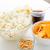 pipoca · milho · nachos · fast-food · insalubre · comer - foto stock © dolgachov