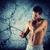 молодые · мужчины · Культурист · более · рельеф - Сток-фото © dolgachov