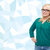 mulher · jovem · óculos · visão · ótica - foto stock © dolgachov
