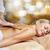 terapeuta · massaggio · fronte · primo · piano · bella - foto d'archivio © dolgachov