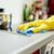 brudne · kuchnia · dania · przymusowy · domu - zdjęcia stock © dolgachov
