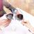 casal · copos · de · vinho · restaurante · óculos - foto stock © dolgachov