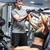 女性 · パーソナルトレーナー · 筋肉 · ジム · スポーツ · 訓練 - ストックフォト © dolgachov