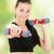 fitness instructor stock photo © dolgachov