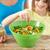 gelukkig · gezin · koken · salade · keuken · voedsel - stockfoto © dolgachov