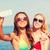 due · sorridere · donne · spiaggia - foto d'archivio © dolgachov